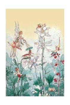Fairy Land, Fairy Tales, Illustrations, Illustration Art, The Magic Faraway Tree, Fairy Paintings, Kobold, Vintage Fairies, Vintage Art
