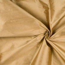 Victorian+Gold+Silk+Shantung/Dupioni