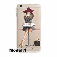 Chic Girls Phone Case