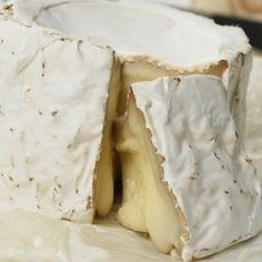 Chaource is the most famous artisanal cheese from the Champagne region of France. This decadent cheese is delicious at any stage of ripeness and has a slight mushroom scent with a rich, creamy flavor.