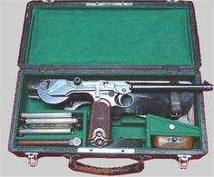 Pistola Borchardt