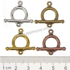Zinc Alloy Round OT Shape Clasps,Plated,Cadmium And Lead Free,Various Color For Choice,Approx 19*14.5*2.5mm,Hole:Approx 1.5mm,Sold By Bags,No 000337  Unit Price:USD 0.037 MOQ:1000 pcs Email: lichunjuan1@sina.com