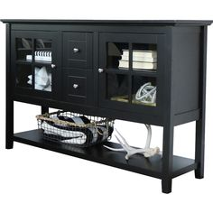 You'll love the Brandywood TV Stand at Wayfair - Great Deals on all Furniture products with Free Shipping on most stuff, even the big stuff. Use as a sideboard in dining room.
