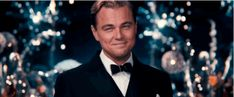 """DiCaprio wanted to play Jay Gatsby because he was drawn to """"the idea of a man who came from absolutely nothing, who created himself solely from his own imagination"""". 