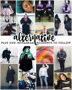 Alternative Plus Size Fashion