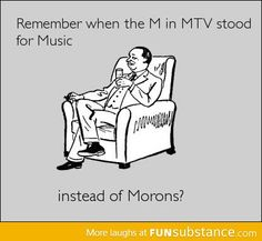 MTV today