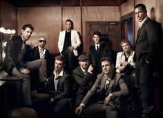 BSB and NKOTB by Art Streiber