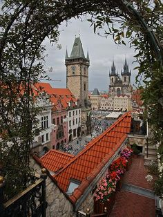 Old Town Square, Prague, Czechia