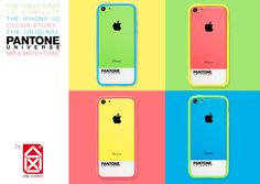 Case Scenario x Pantone Universe iPhone 5c Case Collection