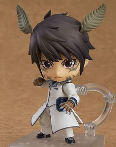 Akari Hizamaru (Terra Formars) Nendoroid-Actionfigur 10cm GoodSmileCompany