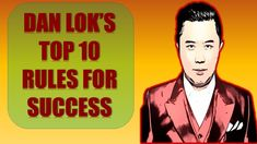 STOP Doing the THINGS That Keep You BROKE! | Dan Lok | Top 10 Rules Make Money Online, How To Make Money, How To Get, Dan, Success, Youtube, Youtubers, Youtube Movies