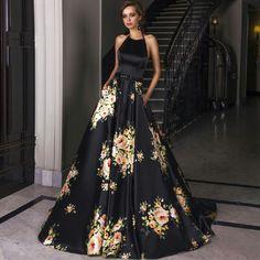 AliExpress.com Vestido de gala longo.