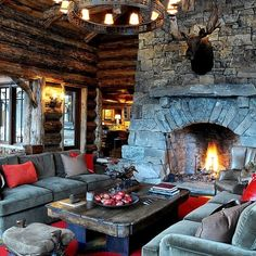 Hunting Lodge Decor Design Ideas, Pictures, Remodel, and Decor - page 6