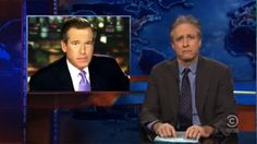 Last night on The Daily Show, Jon Stewart weighed in on Brian Williams's admission that he misled the public about his experience covering the war in Iraq.