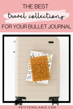 The Bullet Journal collections you absolutely need to plan your next vacation - Petite Mélanie Bullet Journal Travel, Bullet Journal Spread, Bullet Journal Layout, Bullet Journal Inspiration, Travel Journals, Journal Ideas, Mental Map, Plan My Trip, Travel Information
