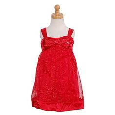Toddler Girl Size 4T Red Mesh Sequin Bow Applique Christmas Dress RMLA,http://www.amazon.com/dp/B009XDF0NW/ref=cm_sw_r_pi_dp_-qWDrb4BBB1F4086