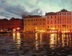 Venice Lights - Chris Clark