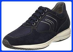 Geox U HAPPY ART. G, Men's Sneakers, Blue (Navyc4002), 6.5 UK (40 EU)