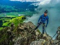 Klettersteig Klamml : Klettersteig klamml wilder kaiser das ist Österreich eure