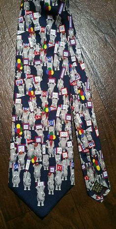 Vintage 100% Silk Republican Party Necktie    Clothing, Shoes & Accessories, Men's Accessories, Ties   eBay!