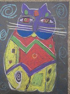 Do Art!: Laurel Burch Cats
