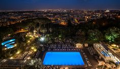 Rome Cavalieri (Credit: Waldorf Astoria Hotels & Resorts)