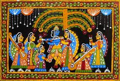 Radha Krishna Under Kadamba Tree with Other Gopinis - Wall Hanging (Tikuli Painting on Hardboard) Tikuli Paintings from Bihar HAPPY PUTHANDU ! PHOTO GALLERY  | IMAGES.TAMIL.INDIANEXPRESS.COM  #EDUCRATSWEB 2020-04-13 images.tamil.indianexpress.com https://images.tamil.indianexpress.com/uploads/2020/04/b427-300x164.jpg