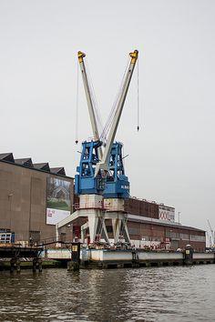 Onderzeebootloods Heijplaat Rotterdam #Heijplaat #Port #Rotterdam #010 #Holland #Dutch #Harbor #Dock #City #Urban #Life #Buildings #Nature #Roffa #Netherlands #Canon #700D #photography