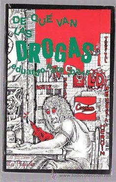 DE QUÉ VAN LAS DROGAS. EDUARDO HARO IBARS. EDICIONES DE LA PIQUETA. 1978 - Foto 1