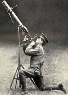 Anti-aircraft gun, WW1