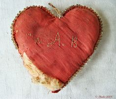 Ancient Heart for A.B.