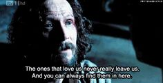 Sirius Black from the Harry Potter Series | 21 Surrogate Fathers Who Are Better Than The Real Thing