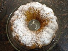 Easy Pumpkin Spice Cake updated