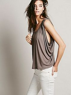 We The Free My Favorite Tank at Free People Clothing Boutique