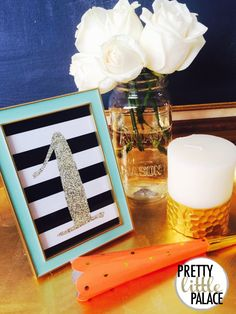 Pretty Little Palace: Table Numbers: Pretty Little Printables {Freebie!}