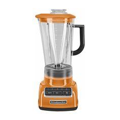 KitchenAid KSB1575 Diamond Vortex Blender - Tangerine