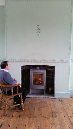The fire is down. Centre, Irish, Fire, Home Decor, Decoration Home, Irish Language, Room Decor, Ireland, Home Interior Design