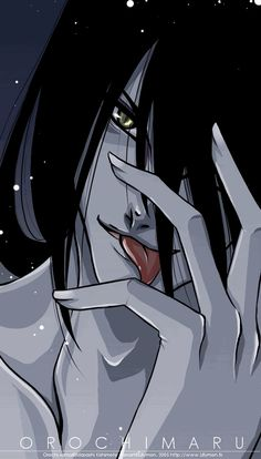 Orochimaru on Pinterest | Naruto, Snakes and deviantART
