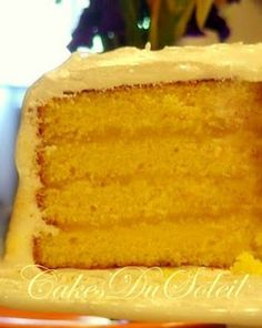Old Fashioned Orange Cake