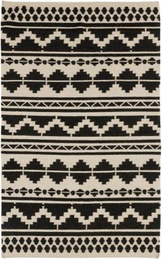 Rugs USA Surya Frontier 849 Feather Gray Rug Home decor, interior design, style, create, inspire, southerwestern, modern, area rugs, house, home, design, decorate.