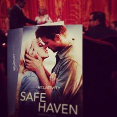 SAFE HAVEN. See Robin Mullins as Maddie-She is my niece!