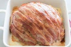 Ein einfaches und doch so leckeres Gericht! Hier die Low Carb Variante der bekannten Blumenkohlbombe, mit würzigem Bacon und leckerer Sauce!