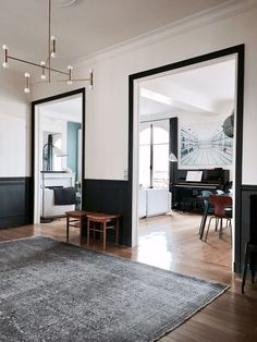 Visite appartement Paris 16, Marlyne Salini, photo Billie Blanket