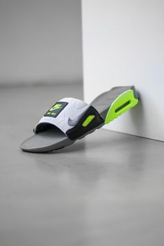 Air Max 90, Nike Air Max, Men Slides, Stay Fresh, Grey, Ash, Gray, Repose Gray, Air Max