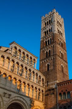 Lucca, Tuscany Italy