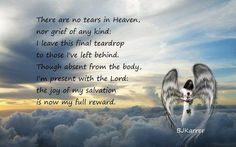 Be At Peace Son  ....No Tears in Heaven For Robbie  ♥♥♥