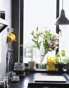 Use task lighting to make food prep easy
