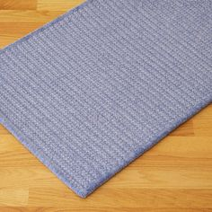 Colonial Mills Solid Chenille Rectangle Amethyst Kids / Juvenile Rug - SC29
