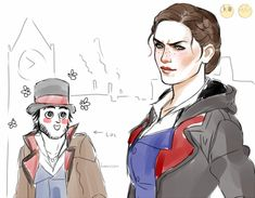 Assassins Creed Funny, Assassins Creed Series, Jacob And Evie Frye, Cry Of Fear, Rogue Assassin, Arno Dorian, Detroit Become Human, Twins, Assassin's Creed