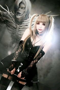 Cosplay // Death Note ♥㊙